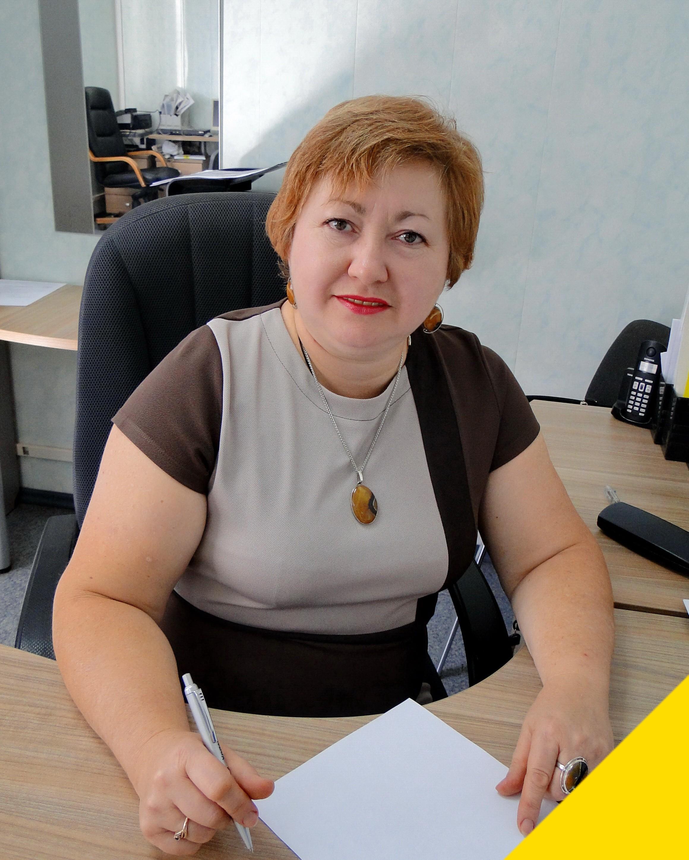 Дина Юрченко